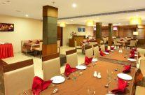 SERVER: The Multi-cuisine Restaurant